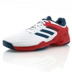 Adidas Adizero Club Tenniskengät Valkoinen / Punainen