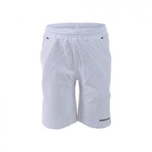Babolat Short Xlong Performance Boy Tennisshortsit Valkoinen