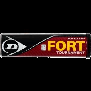 Dunlop Fort Tournament Tennispallo 4-Pakkaus