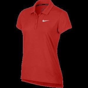 Nike Nkct Polo Ss Pure Tennispikee