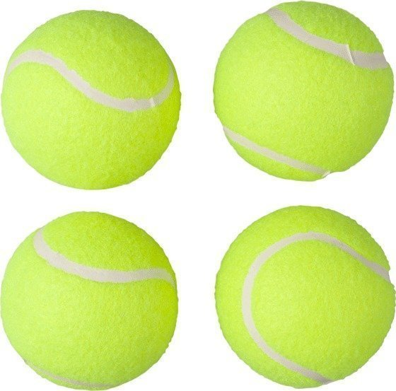 Revolution Ball 4 Pack Tennispallot