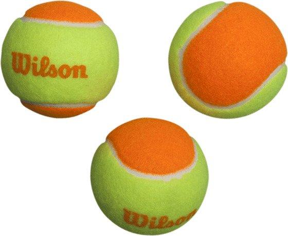 Wilson Starter Orange Tennispallo 3-Pakkaus