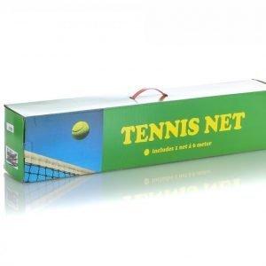Wrsport Minitennis Nät 6m Tennisverkko Musta